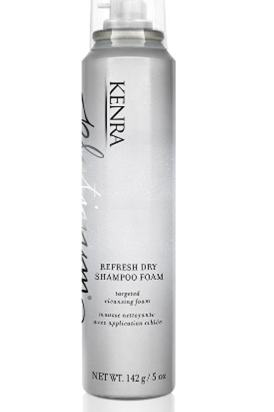 Kenra Platinum Refresh Dry Shampoo Foam
