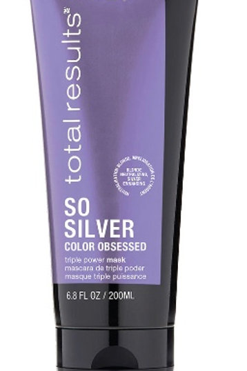 Matrix So Silver Hair Mask