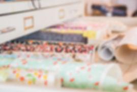 Tissu,papier japonai, papier népalais graphique,fleuri
