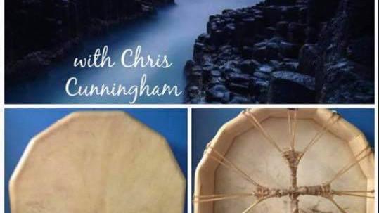 Sacred Sacred Drum Making Workshop With Trispirit Drums