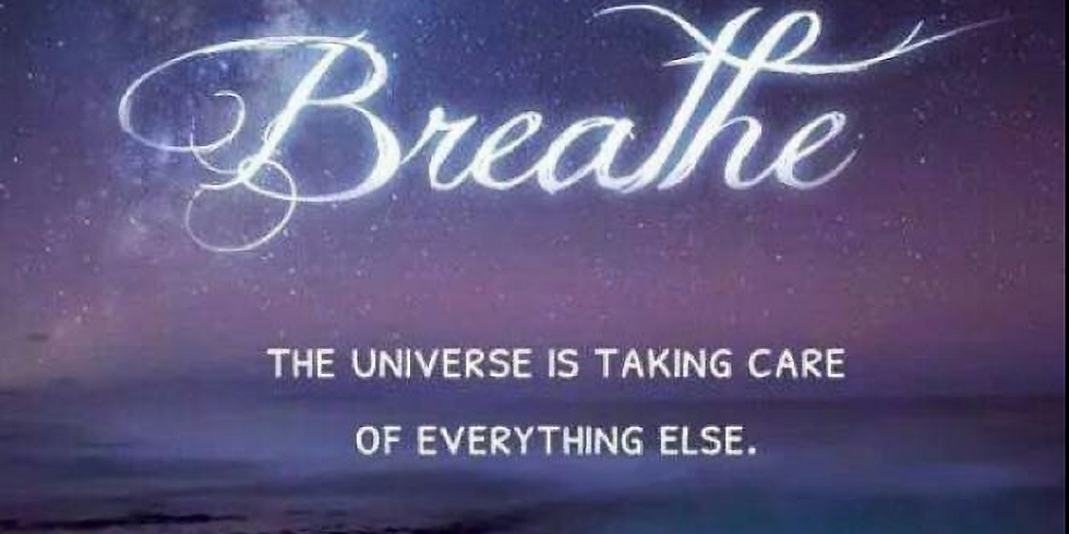 Ascension Breath Workshop | April 15 | High Prairie, AB