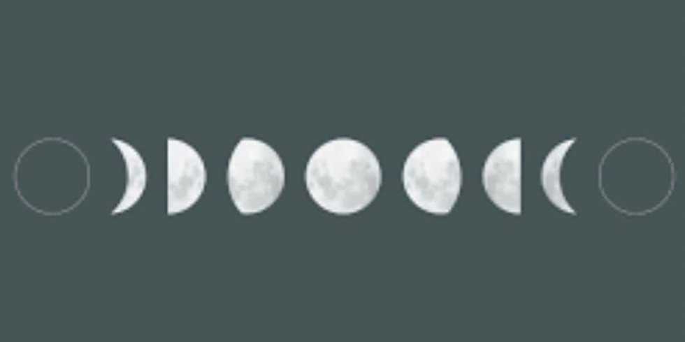 Moon Phase Magic ~ A Journey Of The Lunar Cycle