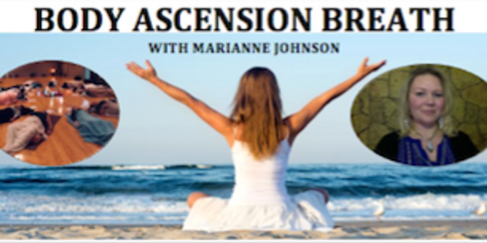Body Ascension Breath - Salmon Arm,BC
