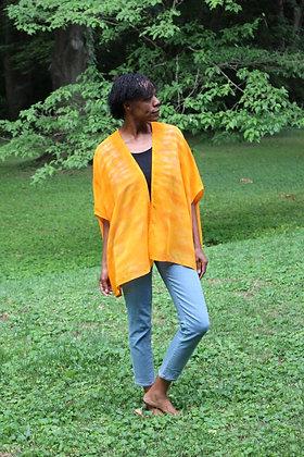 Hand-dyed Sunshine Cotton Kimono