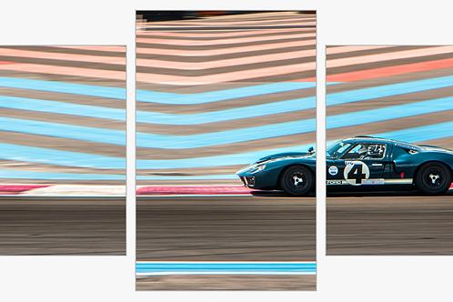 Triptyque GT40