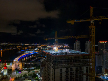 Downtown 5th - Roof Pour (East Tower)