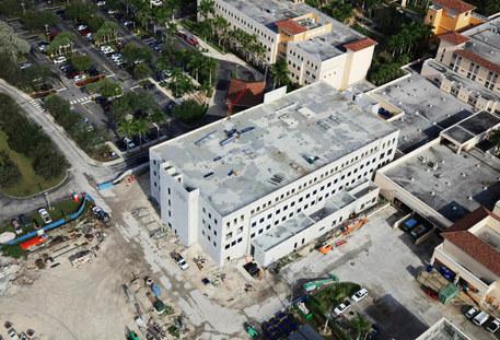 MEMORIAL HOSPITAL MIRAMAR - Medical Office Bldg.II