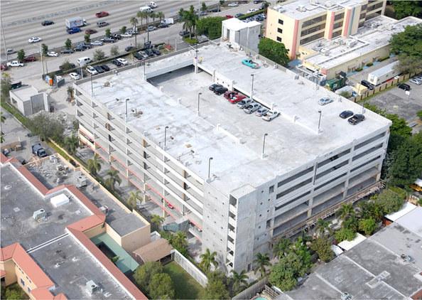 FLORIDA NATIONAL COLLEGE - PARKING GARAGE ADDITION