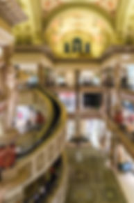 Caesars_Palace_shopping_center_Interior_
