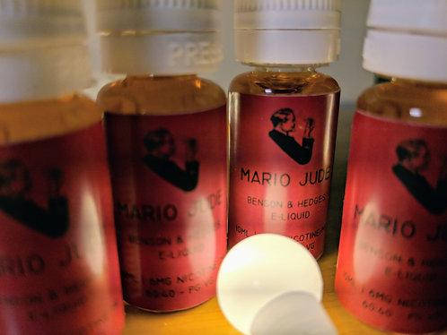 Tobacco Menthol E-liquid (5 bottles)