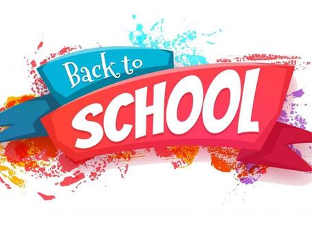 💡UPDATE 15 augustus  –> Opstart scholen 💡