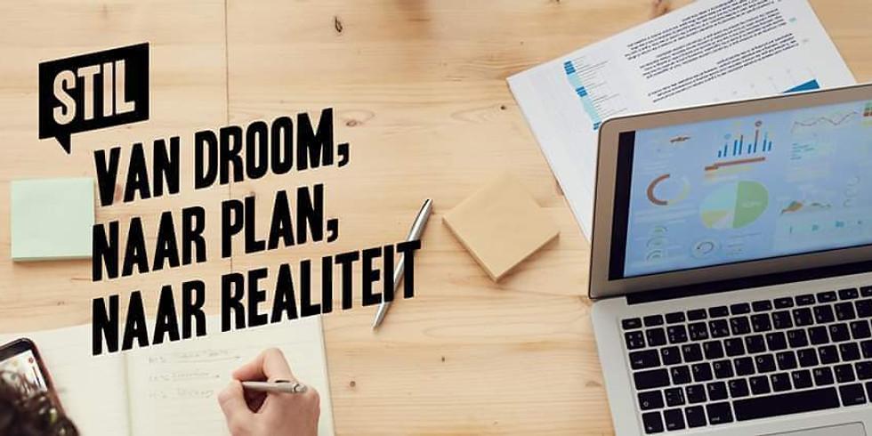 Stil4: Van droom, naar plan, naar realiteit.