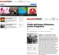 milano today - india impero britannico