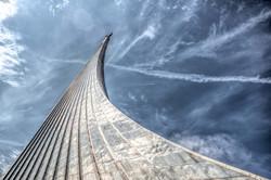 Monumento ai conquistatori dello spazio
