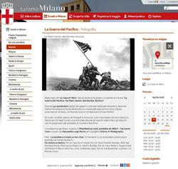 portale turismo milano GuerradelPacifico