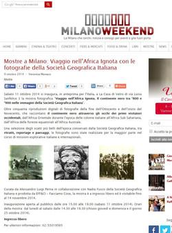 Milano weekend