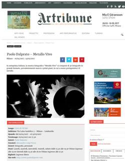 artribune_com metallo vivo