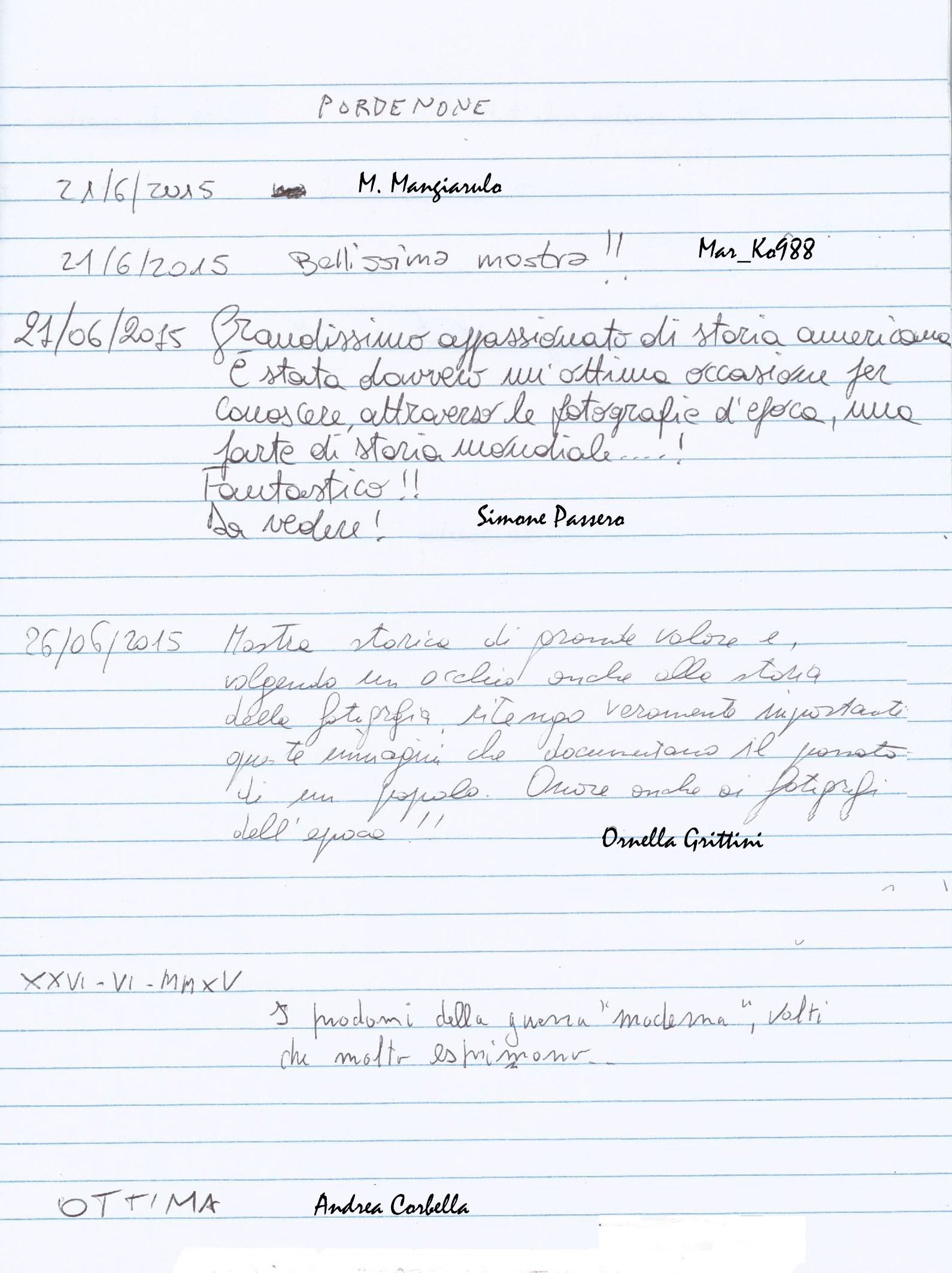 libro firme NcS-9