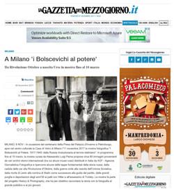 lagazzettadelmezzogiorno_it i Bolscevichi al potere b