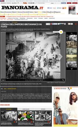 panorama_it  - india impero britannico