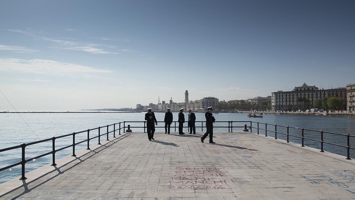 Bari – Militi a San Nicola