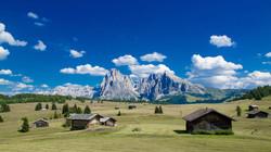 Alpe di Siusi (BZ) – Sassolungo e