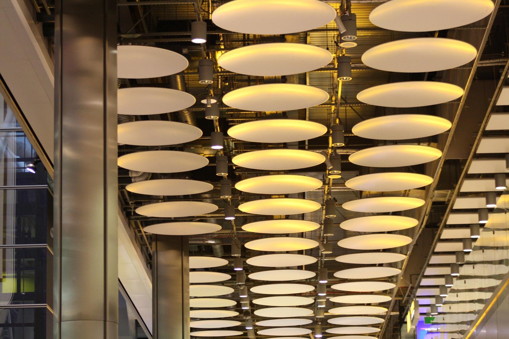 Londra,  Heathrow terminal 5