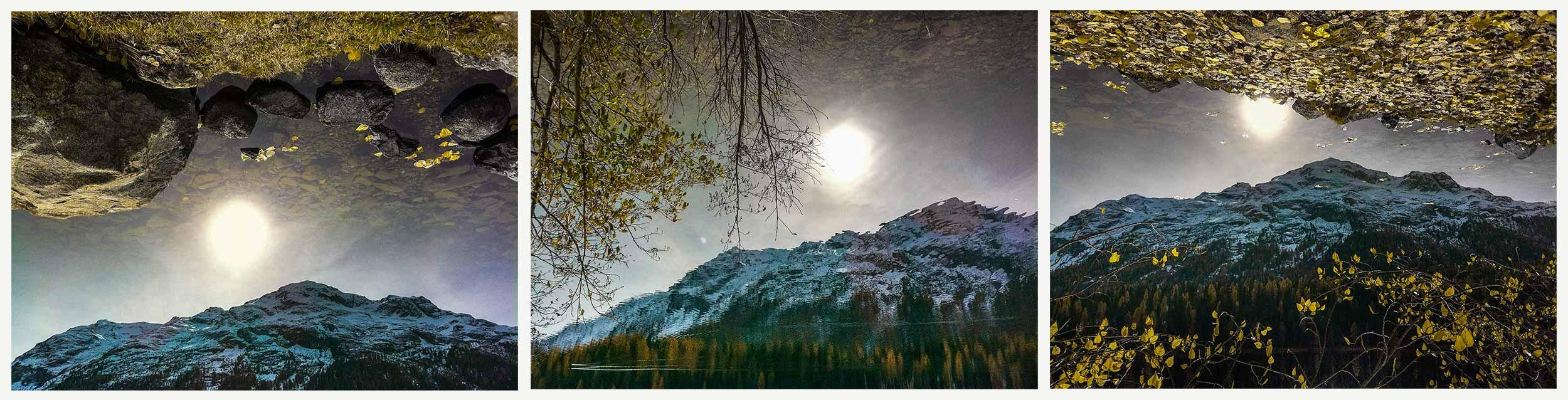 Trittico,  St Moritz
