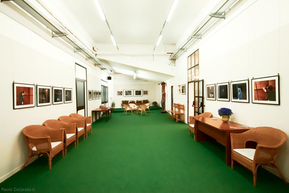 la sala centrale