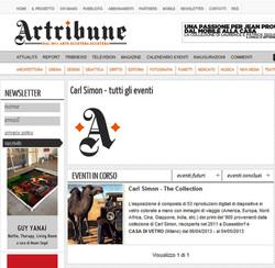 artribune_it Carl Simon