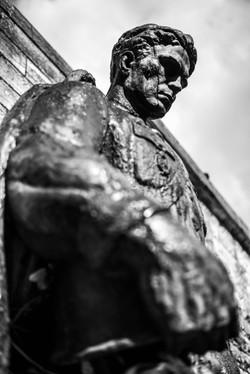Statua del Milite di bronzo