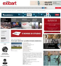 exibart_com sedicinoni