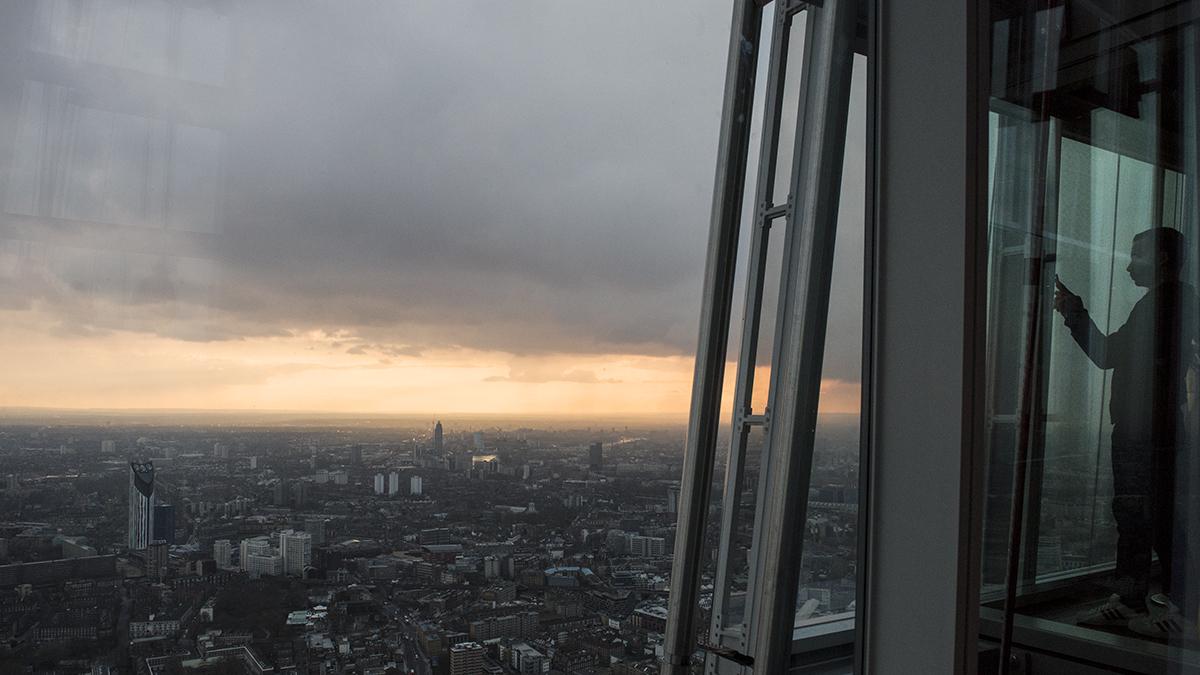 Londra – The Shard / marzo 2014