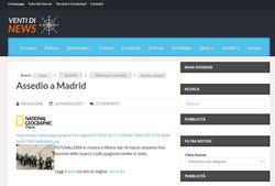 Ventidinews_it Madrid