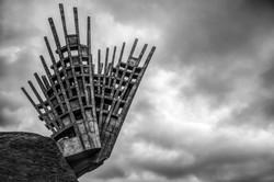 Aripi - Monumento alla Libera Stampa