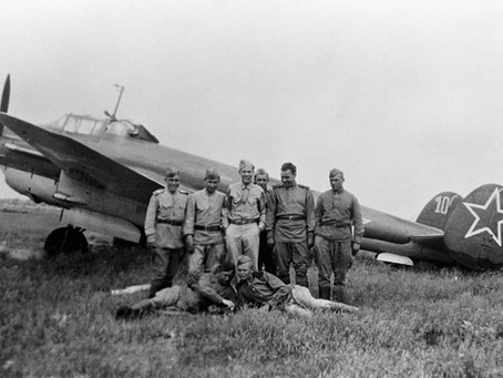 Finding a missing Soviet Plane