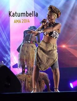 KATUMBELLA LIVE PERFORMANCE