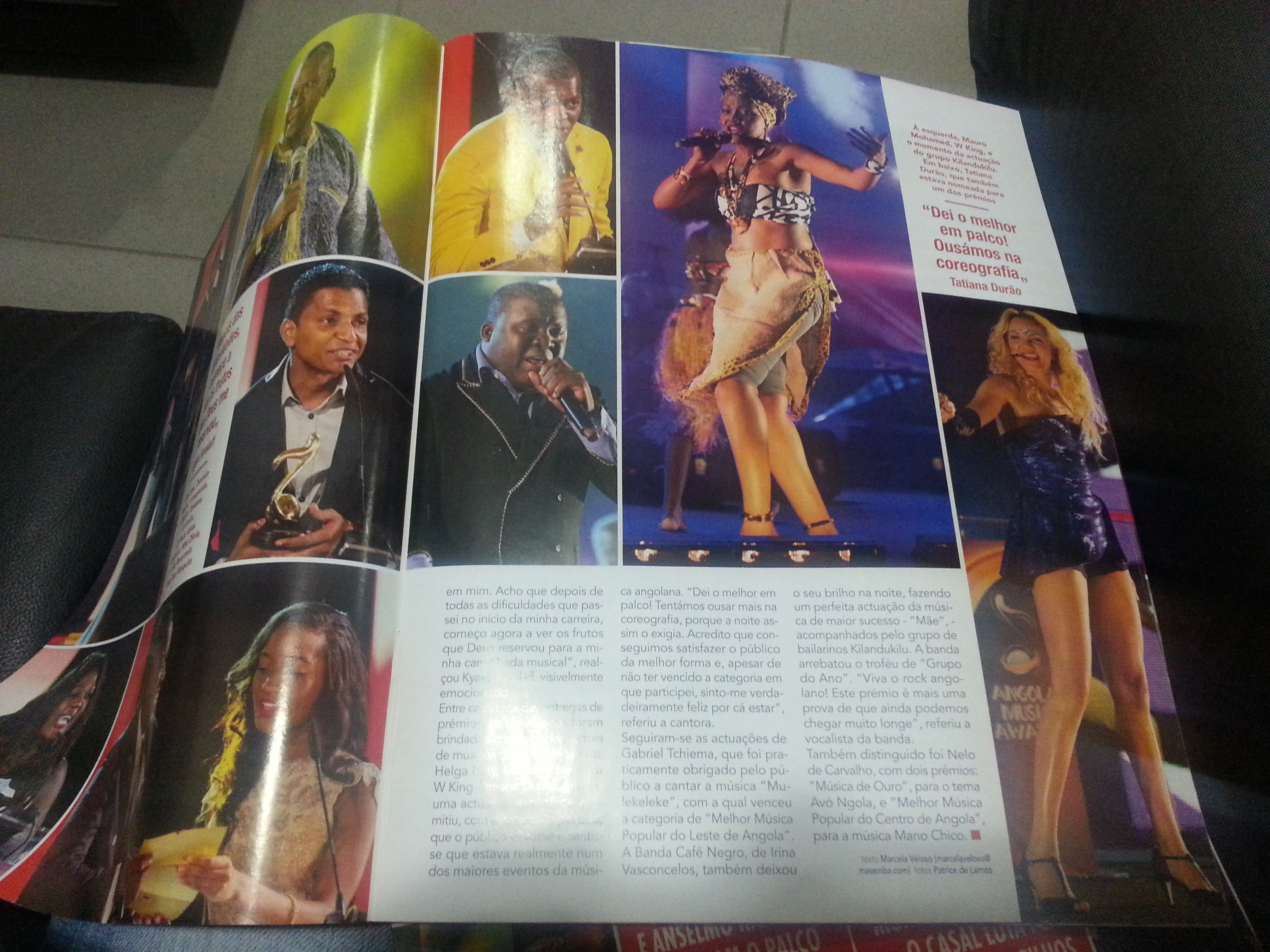 KATUMBELLA FEATURES ON LUX MAGAZINE