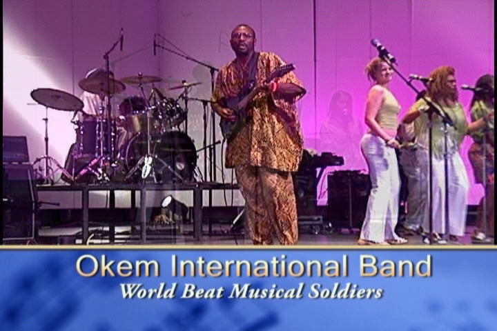 Okem International Band
