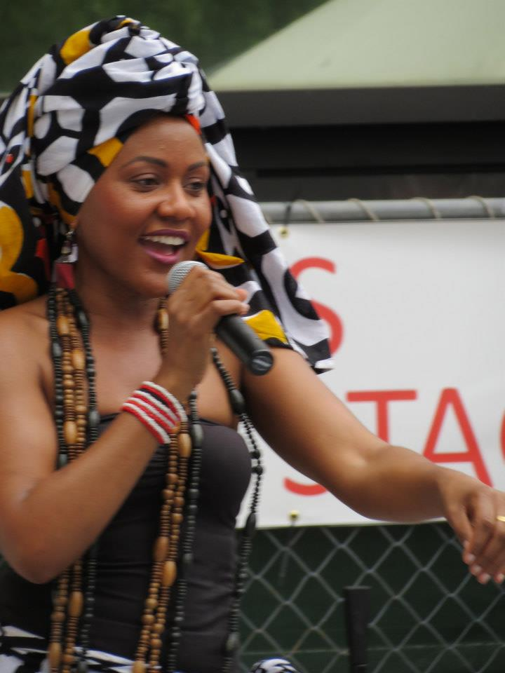 KATUMBELLA PERFORMS AT THE IFEST