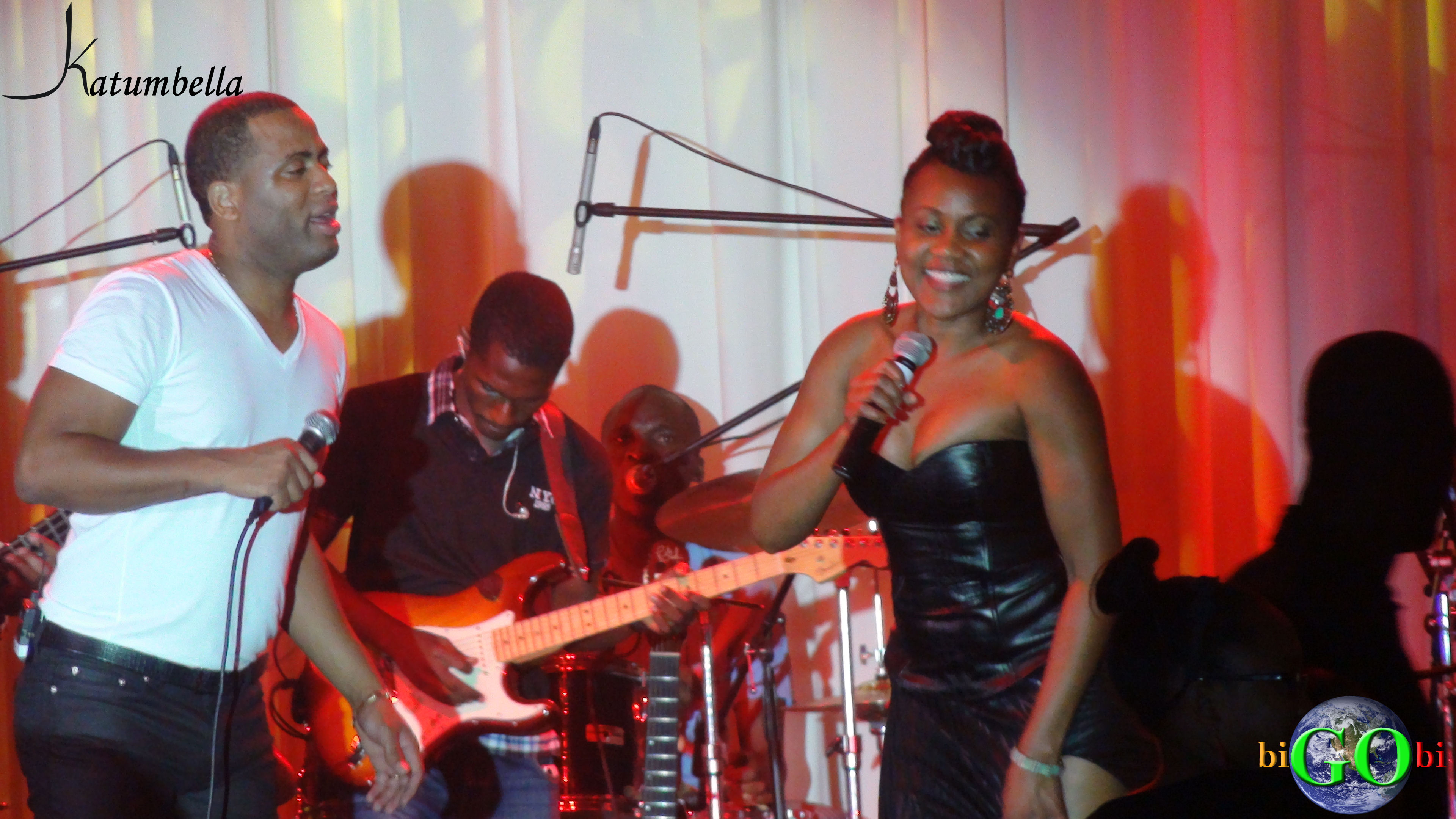 KATUMBELLA PERFORMS WITH YURI DA C.