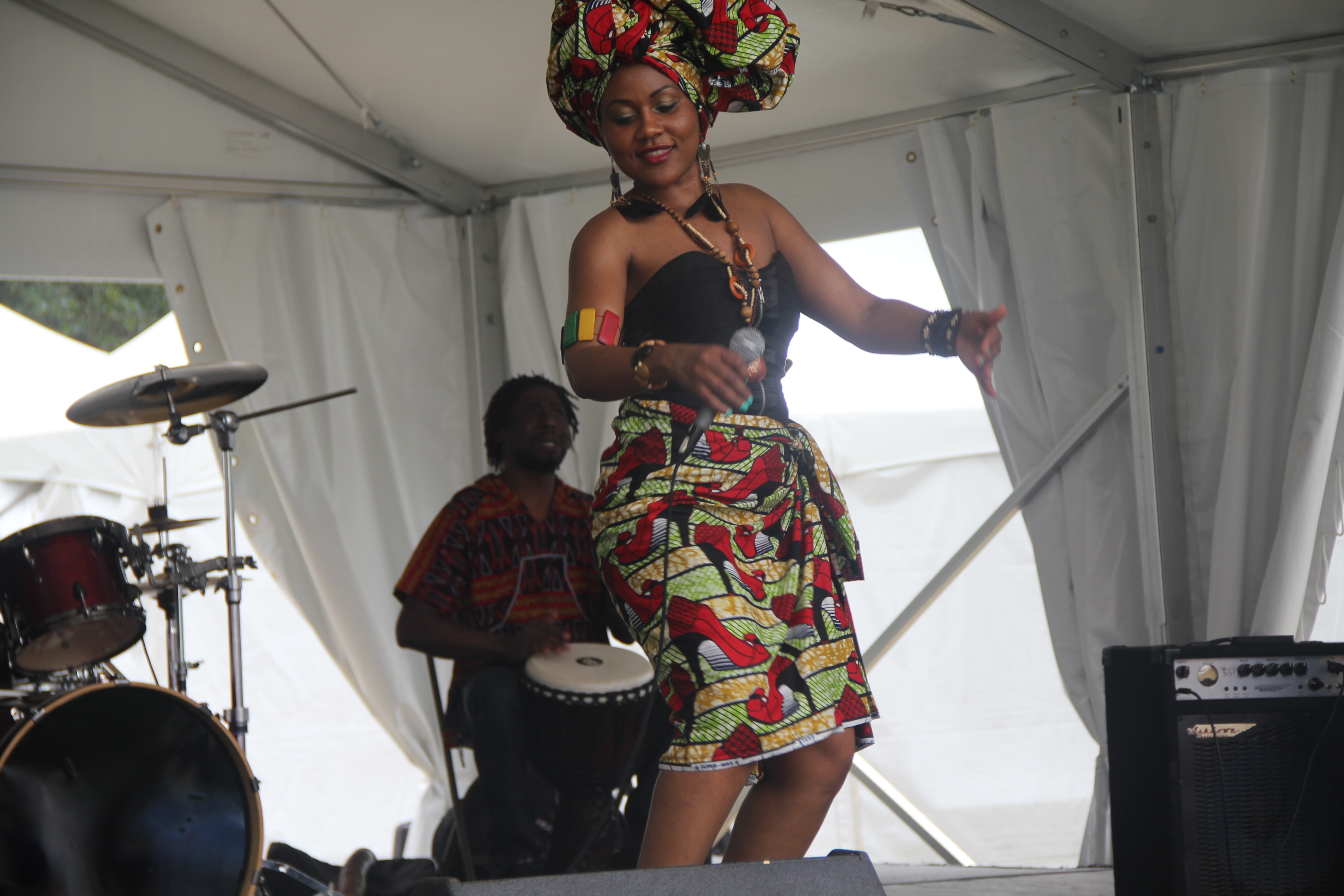 KATUMBELLA LIVE IN CONCERT AT IFEST