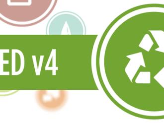 LEED v4: a nova versão da certificação sustentável e suas atualizações LEED v4