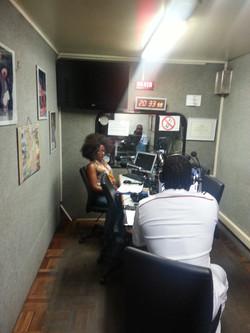 KATUMBELLA RADIO INTERVIEW