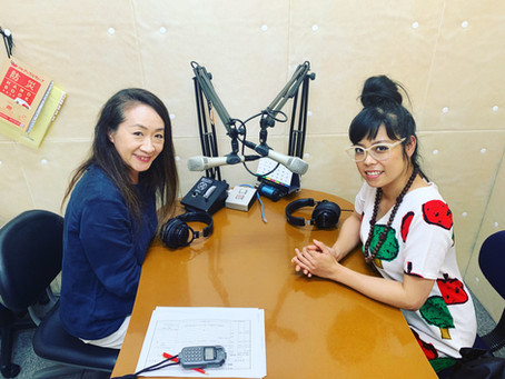 【ボリウッドクラス講師Ayakoのラジオ出演情報】