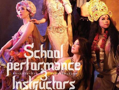 【2019,Studio Angelica School performance&Instructors show】