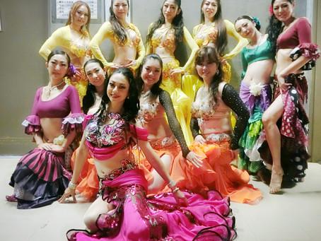【Yokohama Bellydance Festival】-Dance Dance Dance-