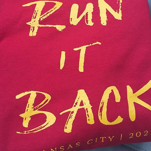 "KC ""Run It Back"" Sweatshirts"