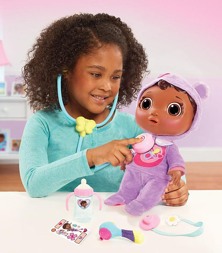 Doc Mcstuffins - Get Better Baby Cece Doll