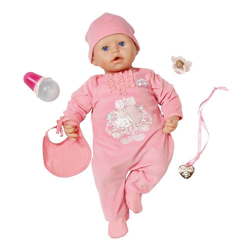 "Baby Annabell 18"" Doll, Version 9"